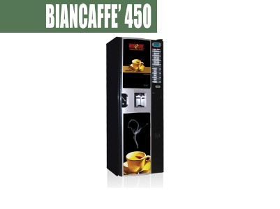 Biancaffè 450 Vending machine