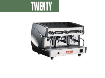 Twenty coffee bar machine